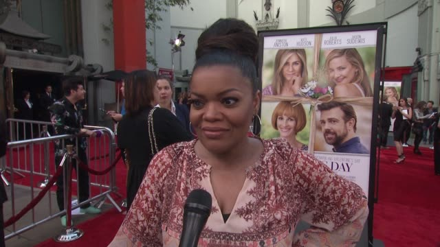 INTERVIEW Yvette Nicole Brown on attending to support Loni Love and Gary Marshall on her first TCL experience what it means when an actor has been...
