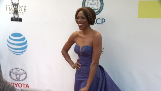 Yvonne Orji at 48th NAACP Image Awards at Pasadena Civic Auditorium on February 11 2017 in Pasadena California
