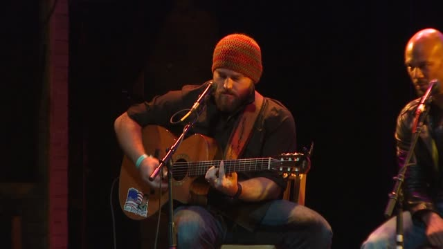 Zac Brown at the BMI's 'How I Wrote That Song' at West Hollywood CA