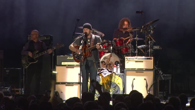 PERFORMANCE Zac Brown Band at DIRECTV Continues To Dominate Super Bowl Week With First Ever DIRECTV Super Fan Festival on January 28 2015 in Glendale...
