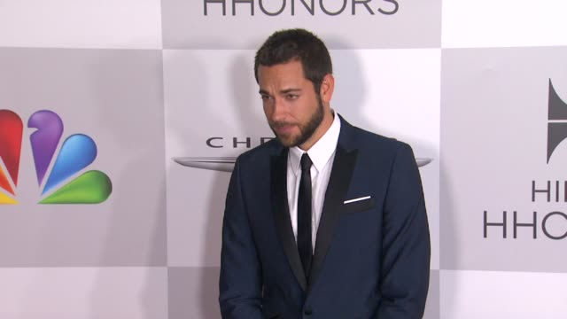Zachary Levi at NBCUniversal's 69th Annual Golden Globe AfterParty in Beverly Hills CA on 1/15/12