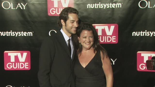 zachary levi at the tv guide 6th annual emmy party at los angeles ca. - levi's stock videos & royalty-free footage