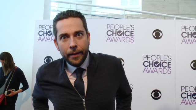 INTERVIEW Zachary Levi on his nomination what makes the PCA special talks about their new digital categories and if this is a trend we will start to...