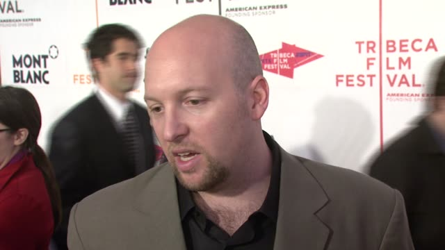 zak penn on his work as a screenwriter, his love for directing, and his experience using improvisation in his films at the 'the grand' at the 2007... - scriptwriter stock videos & royalty-free footage