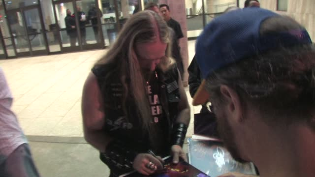 Zakk Wylde at the 'God Bless Ozzy Osbourne' screening in Hollywood on 8/22/2011 at the Celebrity Sightings in Los Angeles at Los Angeles CA
