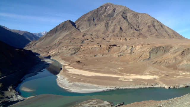 Zanscar River and Indus River