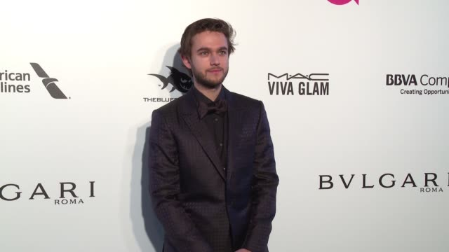Zedd at the Elton John AIDS Foundation Presents the 26th Annual Academy Awards Viewing Party on March 04 2018 in West Hollywood California
