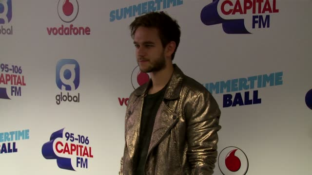 zedd at wembley arena on june 10 2017 in london england - wembley arena stock videos & royalty-free footage