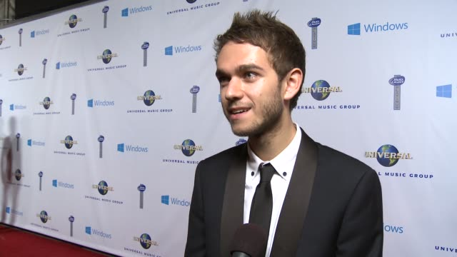 INTERVIEW Zedd on how it felt to win tonight the best part about Grammy weekend who he'd love to collaborate with his favorite highlights from the...