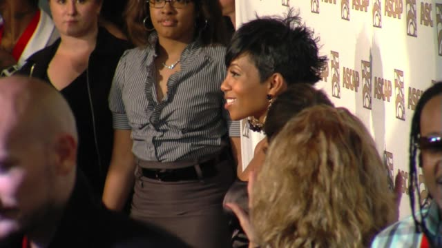 vidéos et rushes de zee james at the 22nd annual ascap rhythm and soul awards at beverly hills ca - ascap