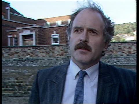 stockvideo's en b-roll-footage met england dover intvw sof well i've already with it - zeebrugge