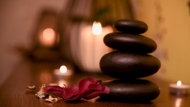 zen stones - order stock videos & royalty-free footage