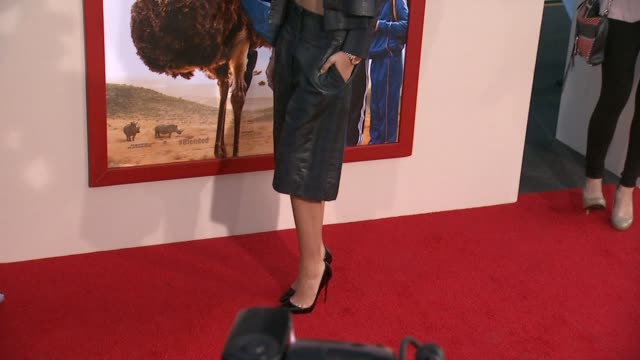 Zendaya at the Blended Los Angeles Premiere at TCL Chinese Theatre on May 21 2014 in Hollywood California