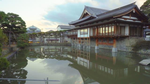zenko-ji, nagano 4k - shinto shrine stock videos & royalty-free footage