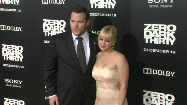 Zero Dark Thirty Los Angeles Premiere Los Angeles CA United States 12/10/12