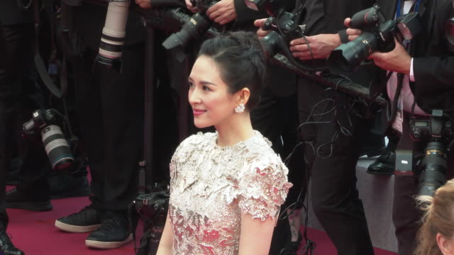 Zhang Ziyi at 'La Belle Epoque' Red Carpet Arrivals The 72nd Cannes Film Festival at Palais des Festivals on May 20 2019 in Cannes France