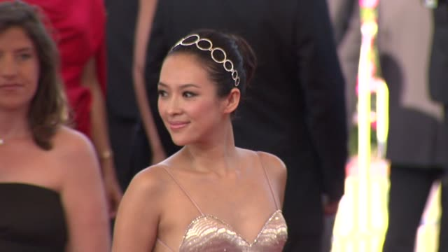 Zhang Ziyi at the Cannes Film Festival 2009 Closing Steps Coco Chanel Igor Stravinsky at Cannes