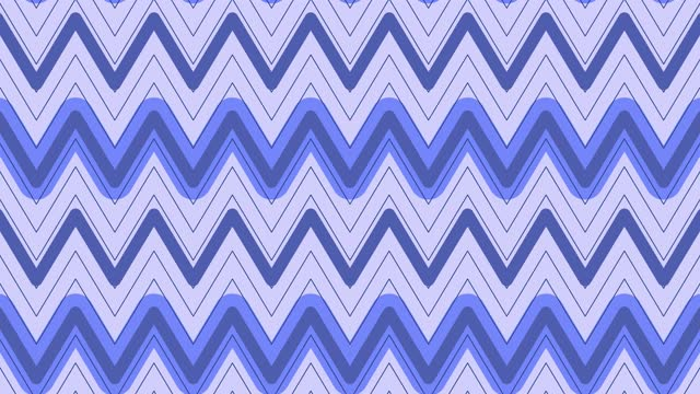zigzag shape colorful looping background, multicolored abstract background - zigzag stock videos & royalty-free footage