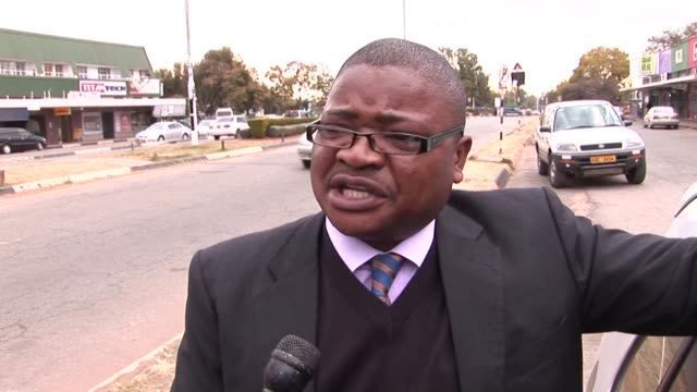 zimbabwean pastor evan mawarire one of the organisers of recent protests calling for a change of government was arrested on tuesday and charged with... - pastor stock videos and b-roll footage