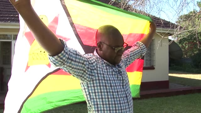 zimbabwean pastor evan mawarire one of the organisers of recent protests against president robert mugabes decades long rule has been arrested and... - pastor stock videos and b-roll footage