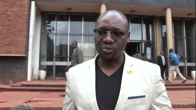 a zimbabwean pastor who led a popular protest movement last year against president robert mugabe says he might stand in the 2018 general election - pastor stock videos & royalty-free footage