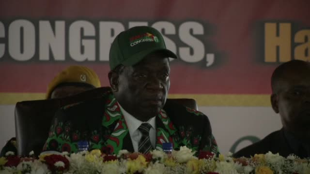 Zimbabwe's new president Emmerson Mnangagwa is expected to use a conference of the ruling ZANU PF party to consolidate his grip on power after Robert...