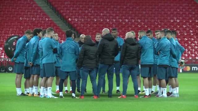 Zinedine Zidane insists Real Madrid will shake off their recent struggles and deliver a performance worthy of their first ever appearance at Wembley...