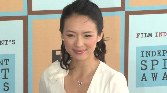 Ziyi Zhang at the The 21st Annual IFP Independent Spirit Awards in Santa Monica California on March 4 2006