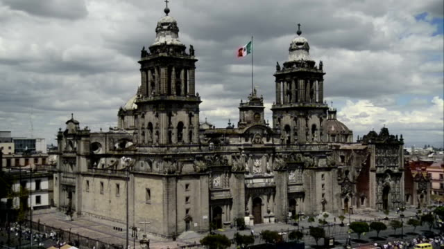 Zocalo-Kathedrale