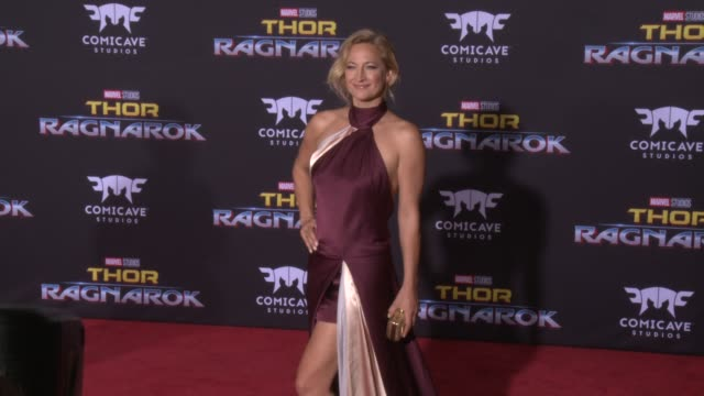 zoe bell at the thor ragnarok premiere at the el capitan theatre on october 10 2017 in hollywood california - thor: ragnarok stock videos & royalty-free footage