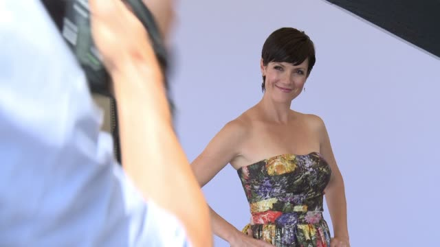 Zoe McLellan at 55th Monte Carlo TV Festival Day 2 on June 16 2015 in MonteCarlo Monaco