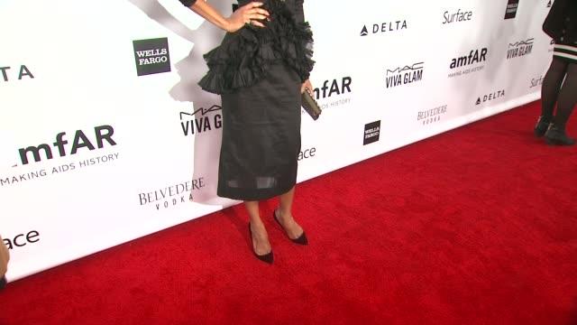 Zoe Saldana at amfAR's Inspiration Gala Los Angeles in Los Angeles CA