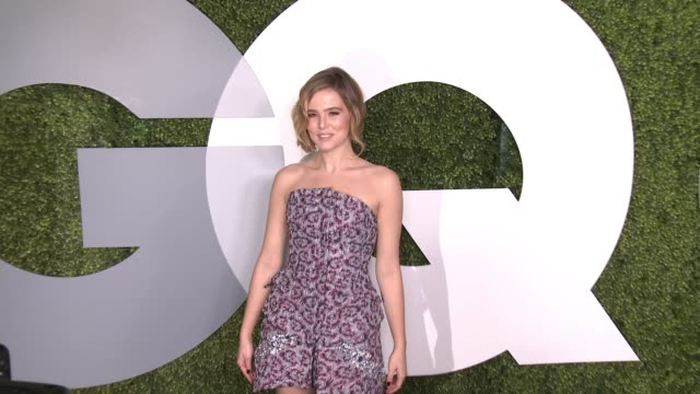 Zoey Deutch at 2016 GQ Men Of The Year Party at Chateau Marmont on December 08 2016 in Los Angeles California