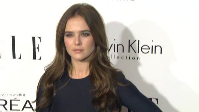 Zoey Deutch at 20th Annual ELLE 'Women In Hollywood' in Beverly Hills CA on 10/21/13