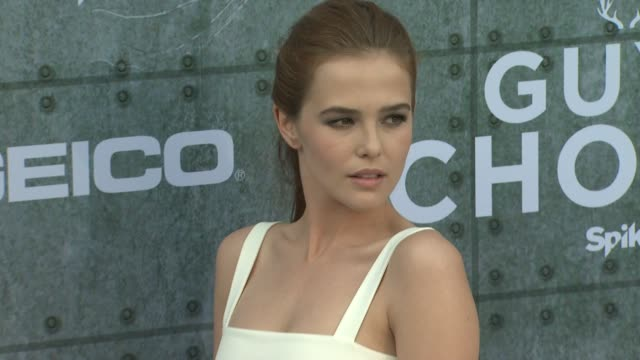 Zoey Deutch at Spike TV's 'Guys Choice 2015' at Sony Pictures Studios on June 06 2015 in Culver City California