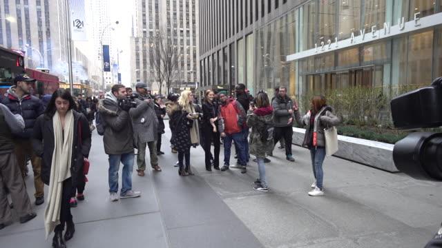Zoey Deutch is seen in Midtown on March 20 2018 in New York City