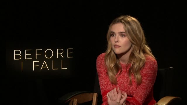 Zoey Deutch lives the last day of her life again and again in Before I Fall