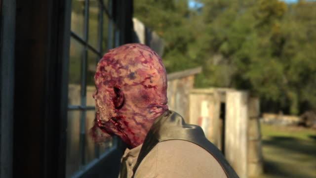 zombie - zombie stock videos & royalty-free footage