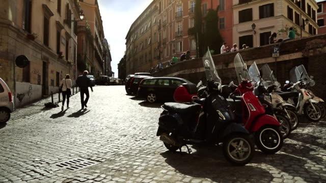 Zona Traffico Limitato (ZTL) access control in Rome