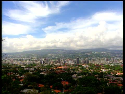 vídeos y material grabado en eventos de stock de zoom in caracas city venezuela - venezuela