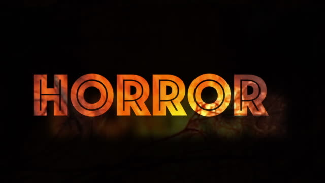 zoom in shaking horror blood scary fire burning - cult stock videos & royalty-free footage