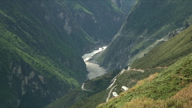 Zoom-Out: Yangtze River to River Valley and Banks