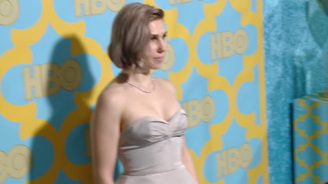 Zosia Mamet at the HBO's Post 2015 Golden Globe Awards Party at The Beverly Hilton Hotel on January 11 2015 in Beverly Hills California