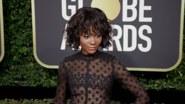 zuri hall at the 75th annual golden globe awards at the beverly hilton hotel on january 07, 2018 in beverly hills, california. - the beverly hilton hotel stock videos & royalty-free footage