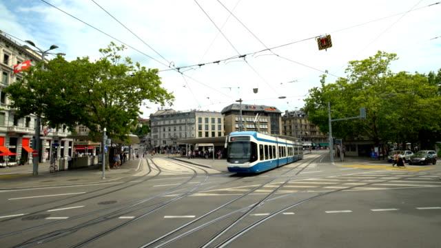 Ville de Zurich, Time Lapse