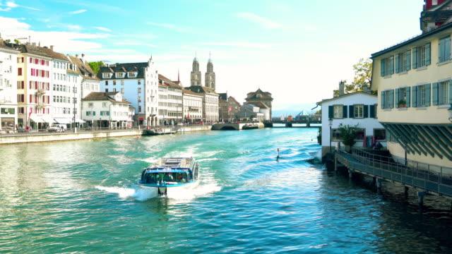 vidéos et rushes de zurich, suisse - en individuel